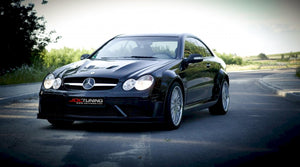 Maxton Design Bodykit + Bonnet Mercedes CLK W209 BLACK SERIES LOOK