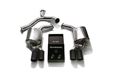 Armytrix Cat Back Exhaust for Mercedes Benz C200/C250/C300 W205