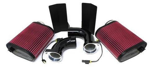 Burger Motorsport C400/C450/C43 Dual Intakes, Filters and Mounting Hardware