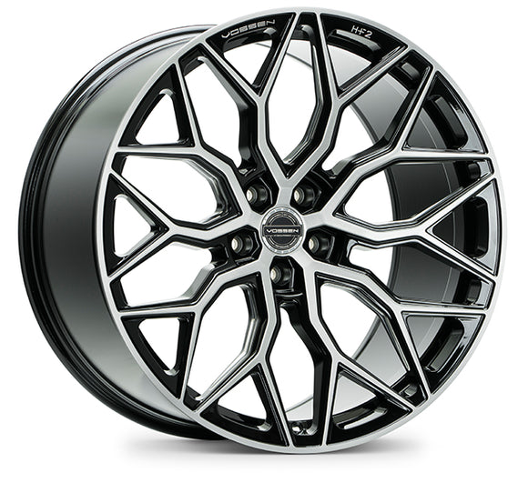 Vossen HF2 Alloy wheel - Mercedes E53 AMG 2018-2020 W213 Set of 4