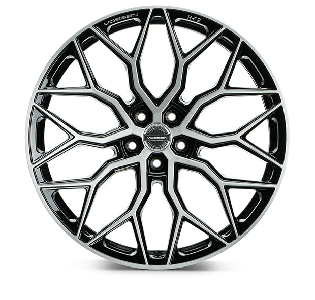 Vossen HF2 Alloy wheel - Mercedes CLA45 AMG 2013-2019 C117 Set of 4
