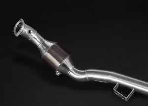 Capristo Mercedes AMG E63 (S/W212) 5.5L BiTurbo Downpipe with Sports Cats 200 Cell