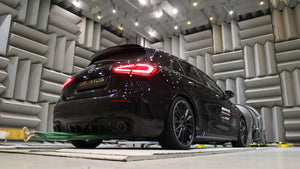 Remus GPF back RACING sport exhaust For Mercedes Benz A35 AMG