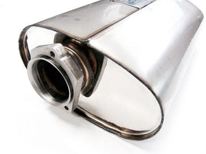 Quicksilver Exhausts - Mercedes G 63 AMG 5.5 Biturbo W463 Active Valve Sport System - Years 2012-18 - MZ464S