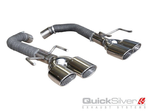 Quicksilver Exhausts - Mercedes CL 63 CL65 AMG W216 Sport Rear Sections  - Years 2007-11 - MM635S