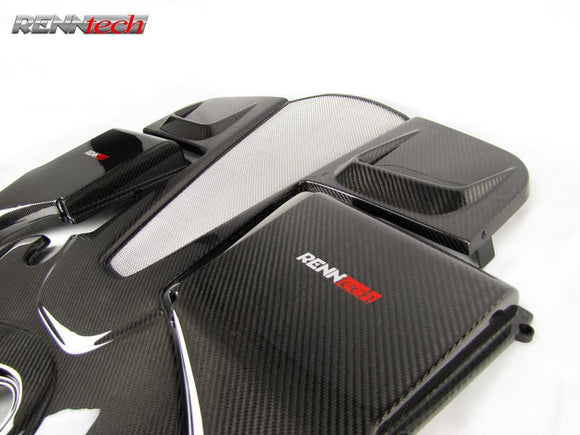 RENNtech Carbon Fiber Airbox For Mercedes Benz V12 Engines
