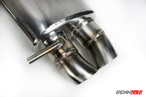 RENNtech Stainless Steel Sport Mufflers S65 AMG Coupe C217