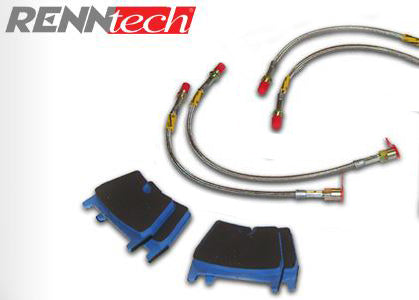 RENNtech Performance Brake Package Mercedes Benz