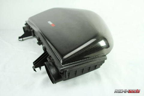 RENNtech Carbon Fiber Bubble Top Airbox for V8 M113 Engines Mercedes-Benz