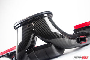 RENNtech Carbon Fiber Airbox for M156 - Mercedes-Benz C63 AMG Black Series