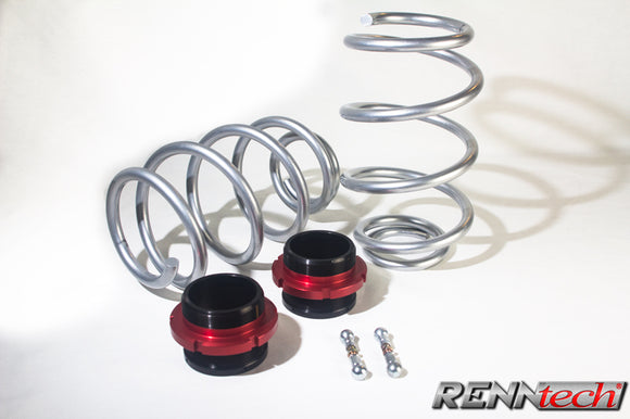 RENNtech Adjustable Suspension Kit for Mercedes-Benz E Class CW12