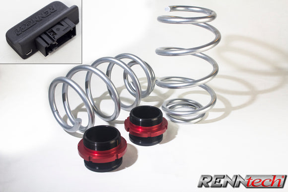 RENNtech Adjustable Suspension DLM Kit for Mercedes-Benz CLS Class C218