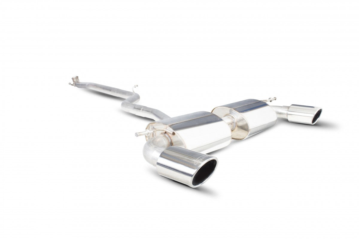 Scorpion Mercedes-Benz A-Class A250 AMG 4Matic Non-resonated cat-back system 2013-2015