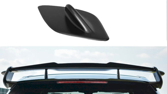 Maxton Design Spoiler Side Extensions Mercedes A45 W176 AMG FACELIFT (2015-UP)