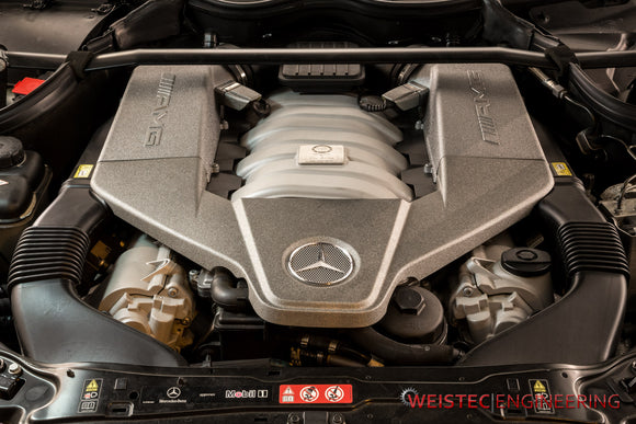 Weistec Engineering Mercedes Benz CLK63 Air Inlet Upgrade