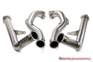 Weistec Engineering Mercedes Benz G550 Downpipes, M176