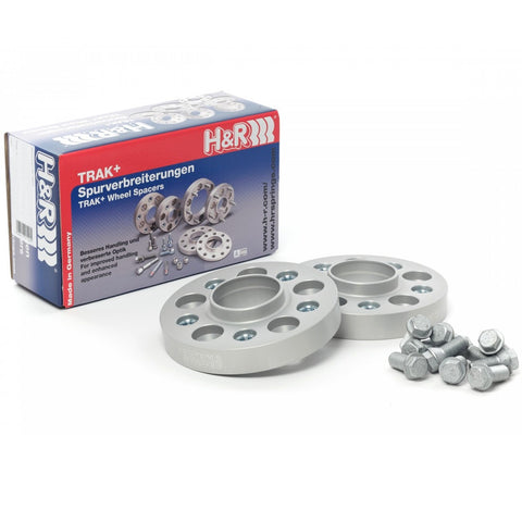 H&R DRA Series Trak Spacers - 50mm (1 Pair) Mercedes Benz PCD: 5X130