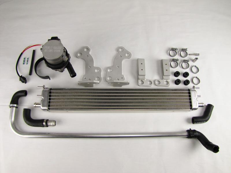 RENNtech Intercooler Pump Upgrade Kit