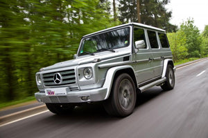 KW Coilover Street Comfort inox For Mercedes Benz G55 AMG W463