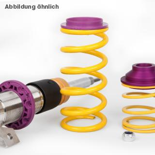 KW Coilover Variant 1 inox For Mercedes-Benz CLC-Class CL203