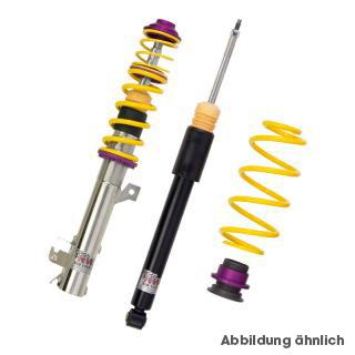 KW Coilover Variant 1 inox For Mercedes Benz SLK Class R171