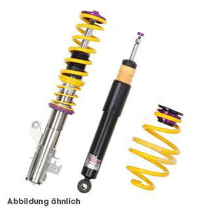 KW Coilover Variant 2 inox For Mercedes Benz C Class W202