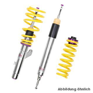 KW Coilover Variant 3 aluminium For Mercedes Benz SLS AMG