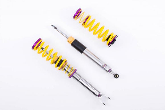 KW Coilover Variant 3 inox For Mercedes Benz C Class W205 (For cars without electronic damper control)