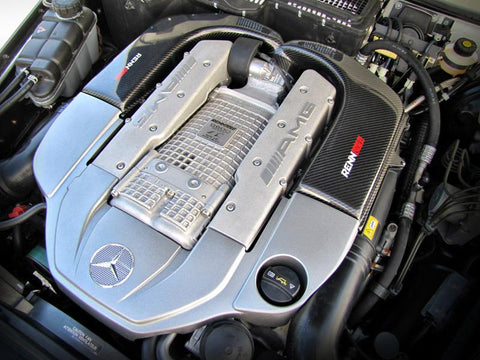 RENNtech R2 Performance Package W463 G55 AMG 5.5L Supercharged V8 M113 Mercedes Benz