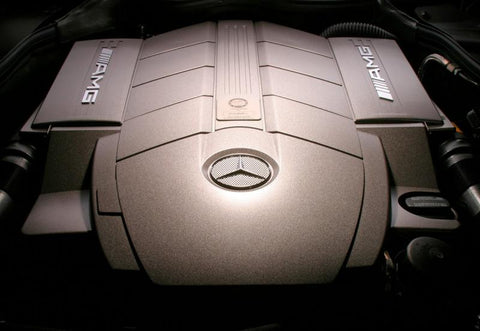 RENNtech R1 Performance Package C215 CL55 AMG M113 Mercedes-Benz