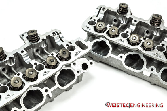 Weistec Engineering Mercedes Benz CNC Ported Heads, M113K