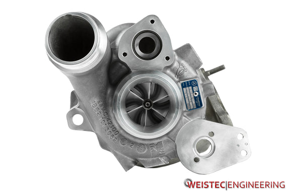 Weistec Engineering Mercedes Benz  W.3 Turbo Upgrade M133