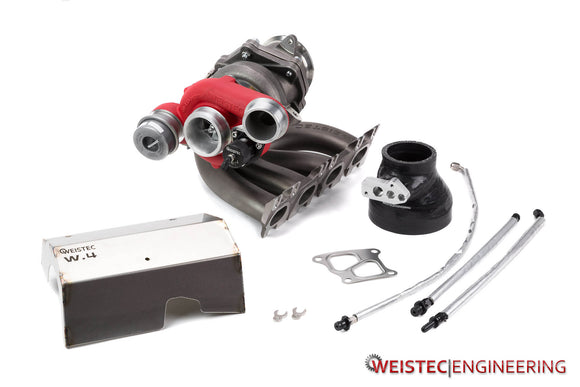 Weistec Engineering Mercedes Benz M133 W.4 Turbocharger Tuner System