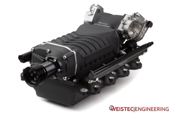Weistec Engineering Mercedes Benz Stage 3 M156 Supercharger System