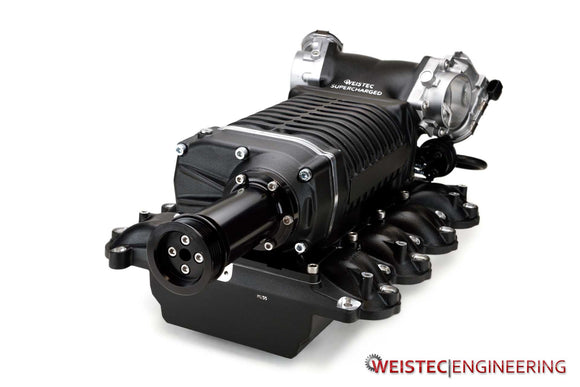 Weistec Engineering Mercedes Benz Stage 2 M156 Supercharger System