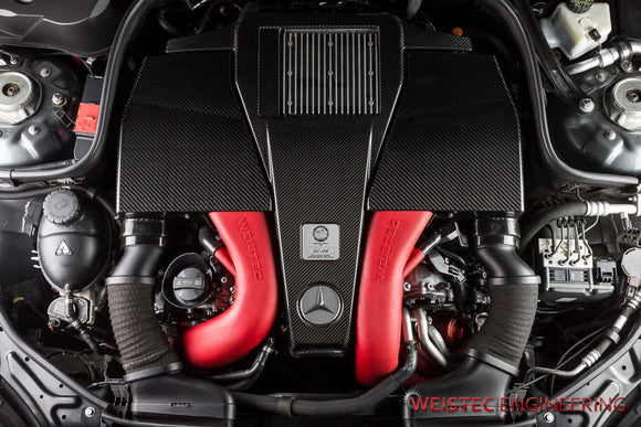Weistec Engineering Mercedes Benz W.4 Turbo Upgrade System M157 for Mercedes-Benz CL63 AMG