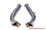 Weistec Engineering Mercedes Benz M157 Downpipes and Exhaust, SL63