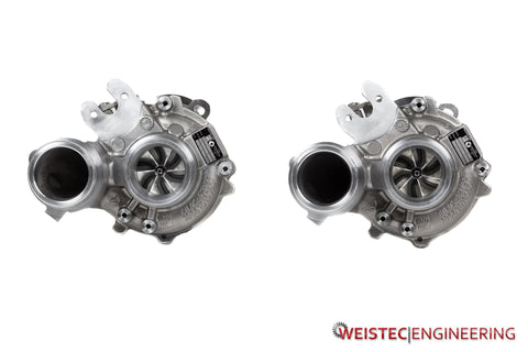 Weistec Engineering Mercedes Benz W.3 Turbo Upgrade M178