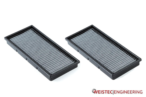 Weistec Engineering Mercedes Benz High Flow Air Filter Set, M177