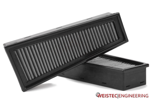 Weistec Engineering Mercedes Benz High Flow Air Filter Set, M177 W213 / W222