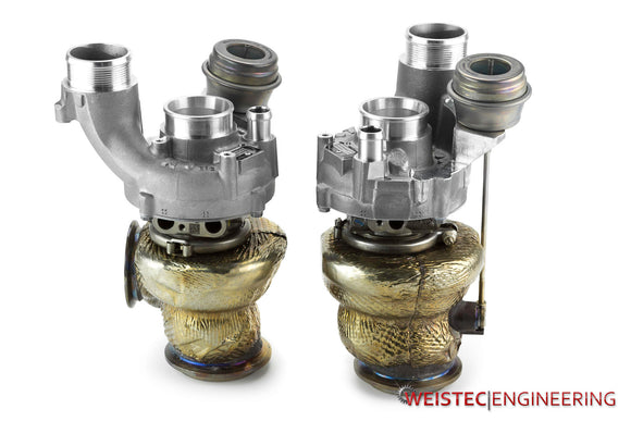 Weistec Engineering Mercedes Benz W.3 Turbo Upgrade, M177 W213 / W222