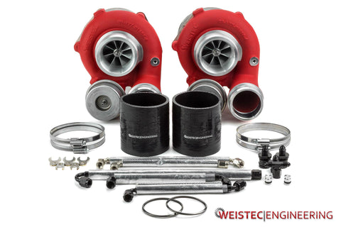 Weistec Engineering Mercedes Benz W.4 Turbo Upgrade M178