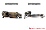 Weistec Engineering Mercedes Benz M256 Downpipe