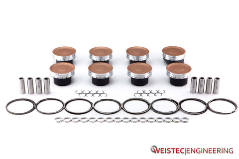 Weistec Engineering Mercedes Benz Forged Pistons, M113K