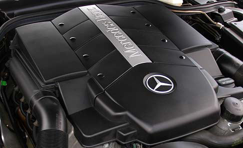 R1 Performance Package For Mercedes-Benz CL500 C215