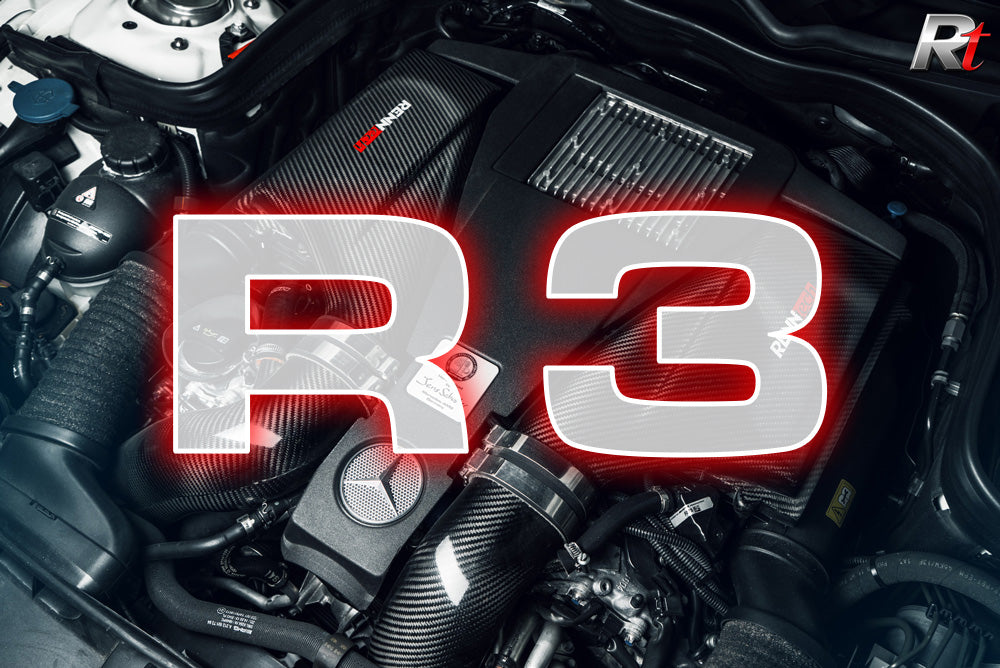 RENNtech R3 Pkg for Mercedes-Benz ML63 AMG W166