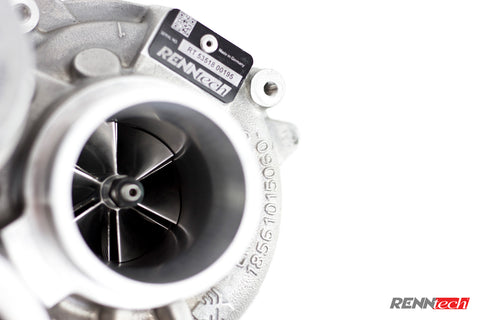 RENNtech Stage II Turbo Upgrade for Mercedes-Benz GLC63 AMG X253