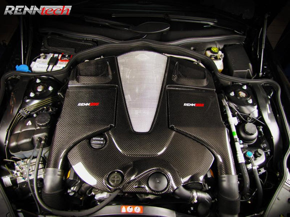 RENNtech R3 Performance Package for Mercedes Benz SL 600 R230