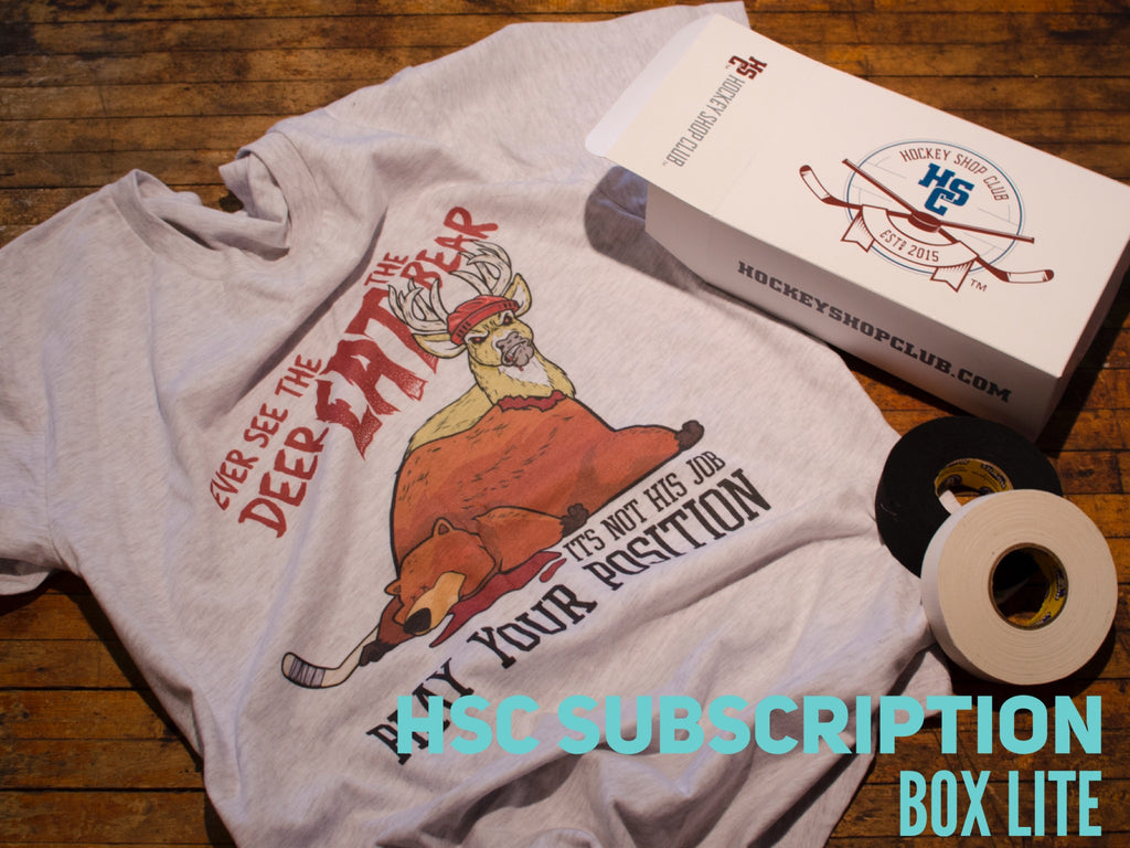 Hockey Shop Club Subscription Box Lite