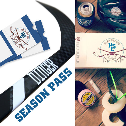 Hockey Shop Club Season Pass